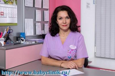Доктор хирург уролог-андролог к.м.н. Колесникова И.Ф