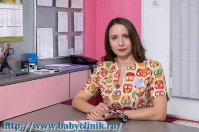 Педиатр МИЛЕНИНА МАРИЯ СЕРГЕЕВНА